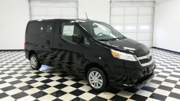 2015 Chevrolet City Express Cargo Van in Hamilton, TX