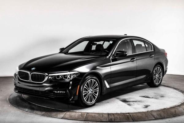 2017 BMW 5 Series in Seattle, WA