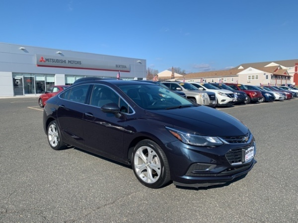 2016 Chevrolet Cruze in West Springfield, MA