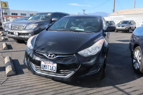 2013 Hyundai Elantra in El Monte, CA
