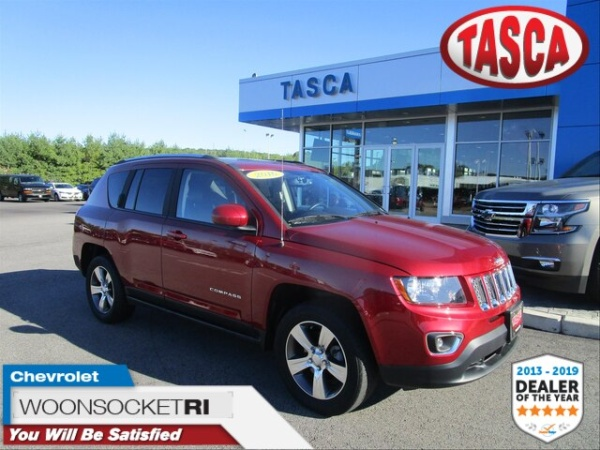 2016 Jeep Compass in Woonsocket, RI