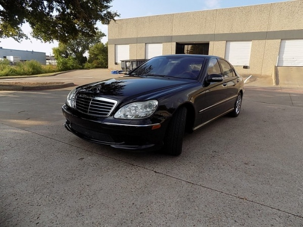 2006 Mercedes-Benz S-Class in Dallas, TX