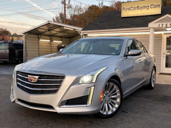 2016 Cadillac CTS in Dumfries, VA