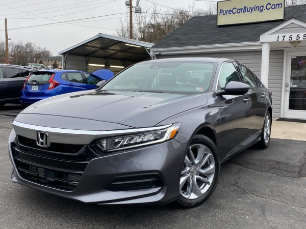 2018 Honda Accord in Dumfries, VA