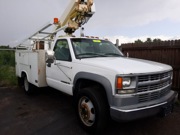 2000 Chevrolet C 3500 HD in Colorado Springs, CO