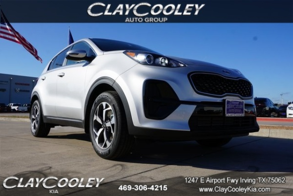 2020 Kia Sportage in Irving, TX