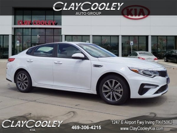 2019 Kia Optima in Irving, TX