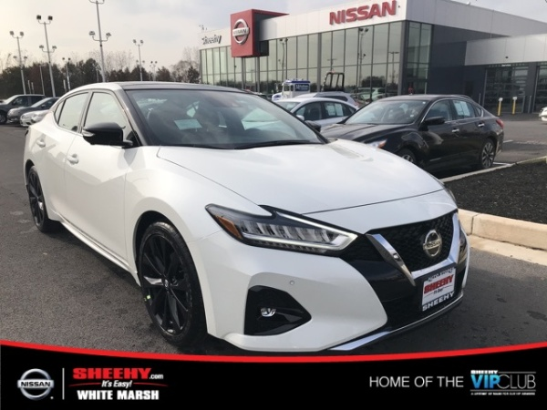 2020 Nissan Maxima in White Marsh, MD