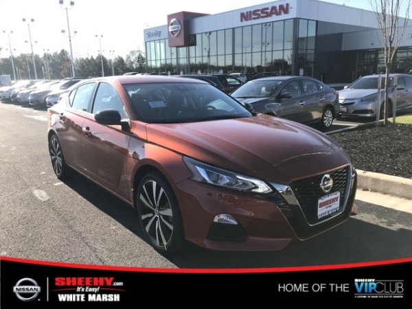 2020 Nissan Altima in White Marsh, MD