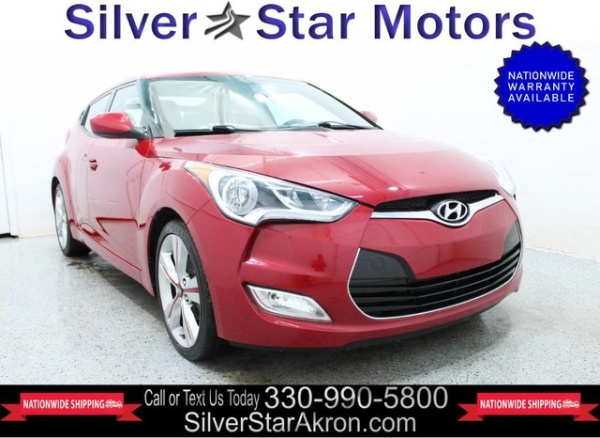 2016 Hyundai Veloster in Tallmadge, OH