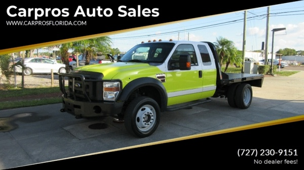 2008 Ford Super Duty F-550 XL