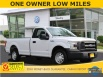 """Used 2016 Ford F-150 XL Regular Cab 141"""" RWD for Sale in Springfield, VA"""
