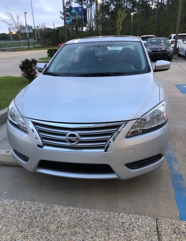 2015 Nissan Sentra in D'Iberville, MS
