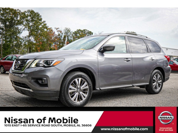 Nissan Of Mobile >> 2018 Nissan Pathfinder Sl Fwd For Sale In Mobile Al Truecar