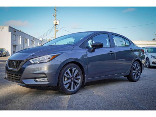 2020 Nissan Versa in Mobile, AL