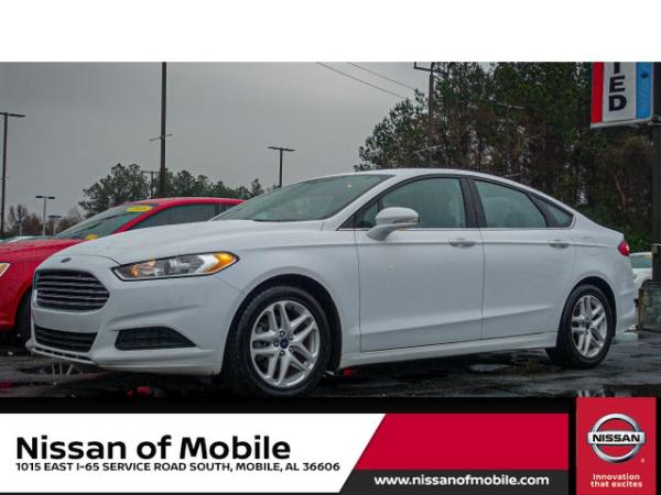 2016 Ford Fusion in Mobile, AL