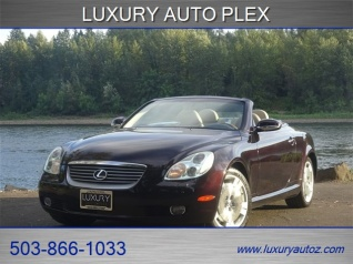 Used Lexus Sc For Sale Search 202 Used Sc Listings Truecar