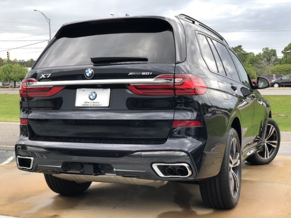2019 Bmw X7 Xdrive50i For Sale In Mobile Al Truecar