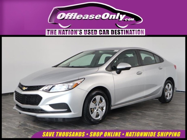 2017 Chevrolet Cruze in North Lauderdale, FL