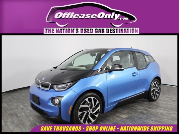 2017 BMW i3 in North Lauderdale, FL