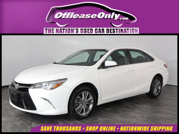 2017 Toyota Camry in North Lauderdale, FL