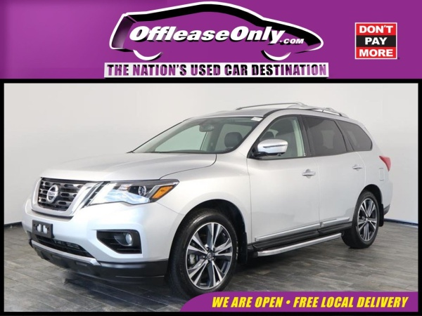 2018 Nissan Pathfinder in North Lauderdale, FL