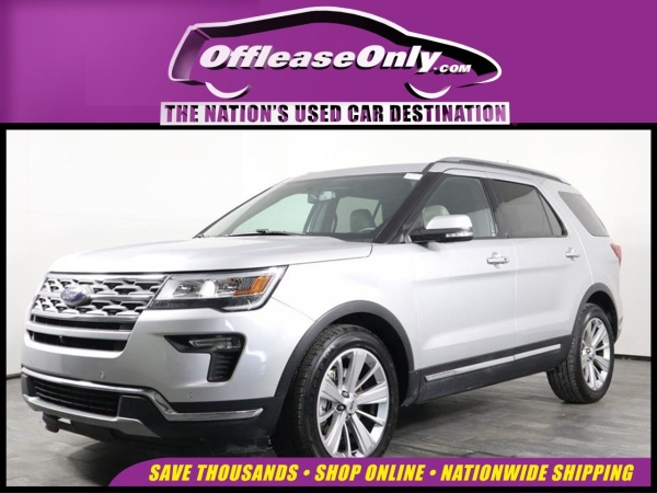 2019 Ford Explorer in North Lauderdale, FL