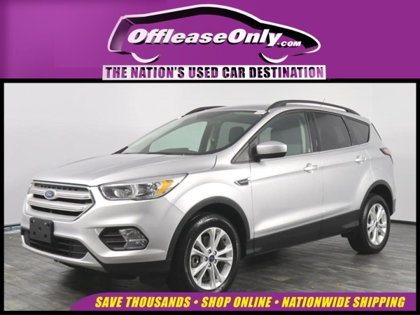 2018 Ford Escape in North Lauderdale, FL