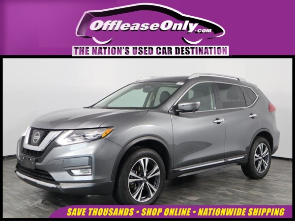2017 Nissan Rogue in North Lauderdale, FL