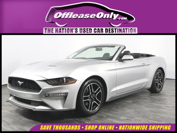 2019 Ford Mustang in North Lauderdale, FL