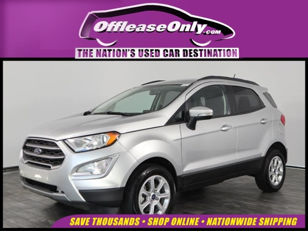 2019 Ford EcoSport in North Lauderdale, FL