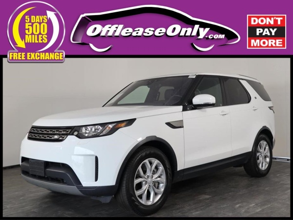 2018 Land Rover Discovery in North Lauderdale, FL
