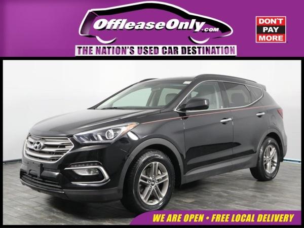 2017 Hyundai Santa Fe Sport in North Lauderdale, FL