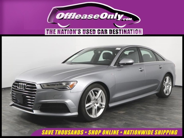 2017 Audi A6 in North Lauderdale, FL