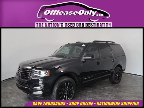 2017 Lincoln Navigator in North Lauderdale, FL