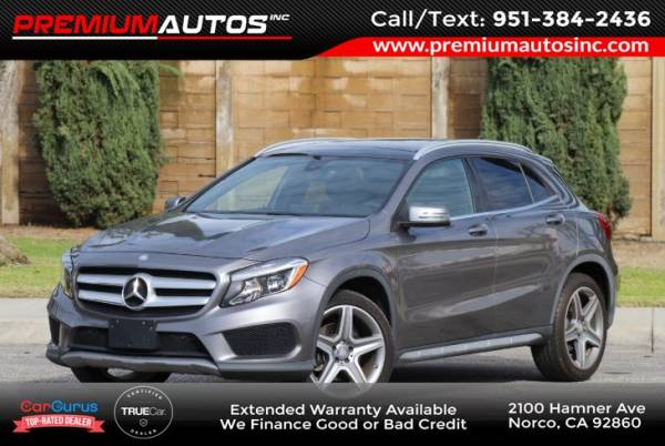 2016 Mercedes-Benz GLA in Norco, CA