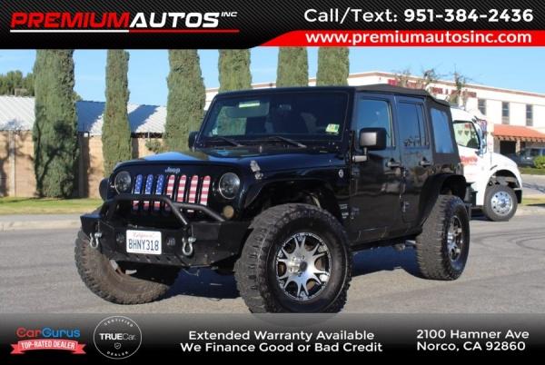 2011 Jeep Wrangler in Norco, CA