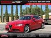 2017 Alfa Romeo Giulia RWD for Sale in Norco, CA