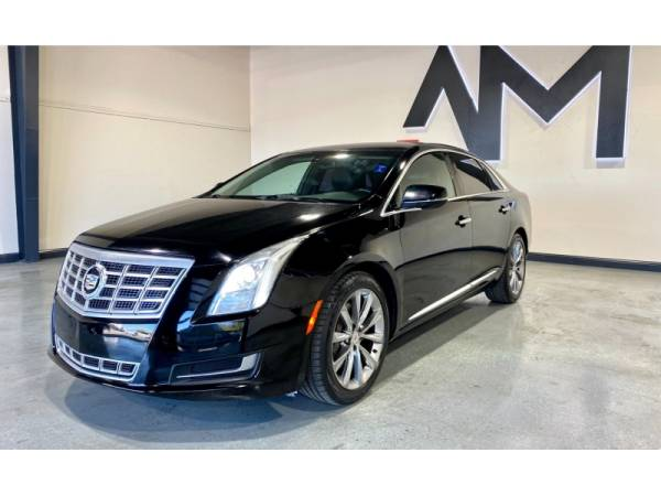 2014 Cadillac XTS Livery Package