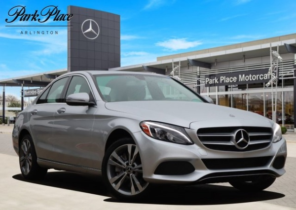 2018 Mercedes-Benz C-Class in Arlington, TX