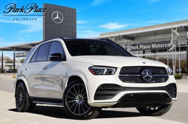 2020 Mercedes-Benz GLE in Arlington, TX