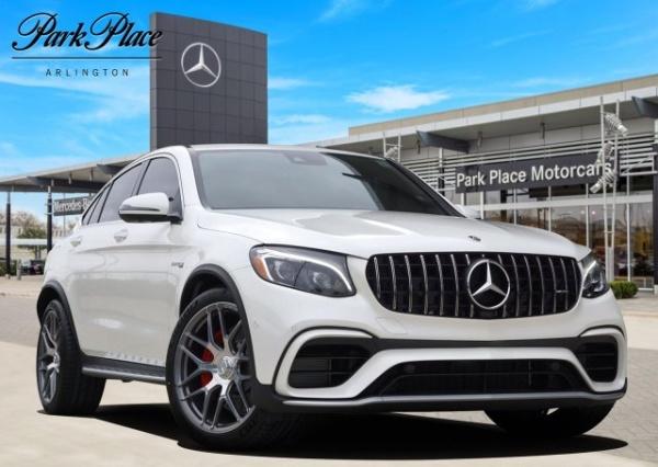 2019 Mercedes-Benz GLC AMG GLC 63 S