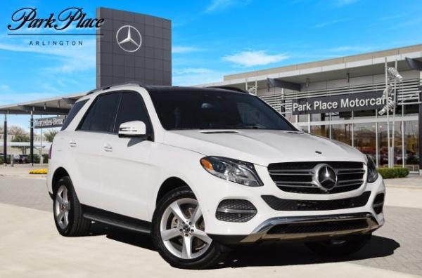 2017 Mercedes-Benz GLE in Arlington, TX