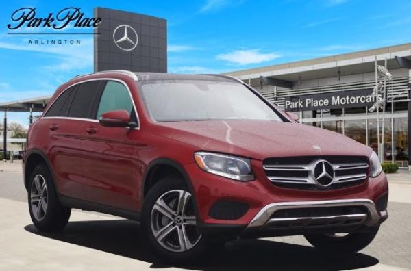 2019 Mercedes-Benz GLC in Arlington, TX