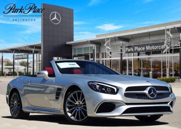 2019 Mercedes-Benz SL