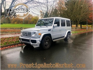 cf2e8c5039 2002 Mercedes-Benz G-Class G 500 for Sale in Auburn