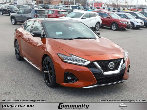 2020 Nissan Maxima in Bloomington, IN