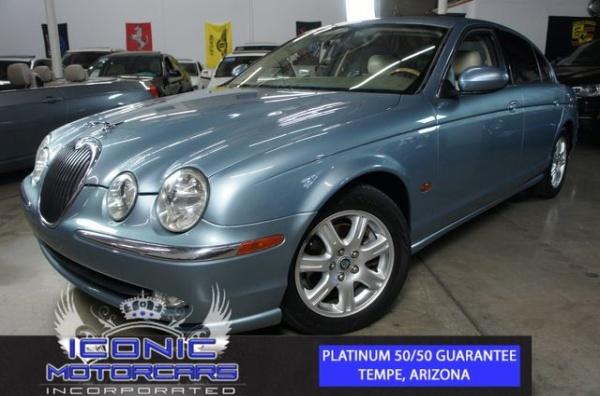 2003 Jaguar S-TYPE in Tempe, AZ