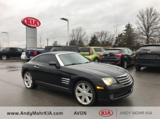 2005 Chrysler Crossfire Limited Coupe For In Avon