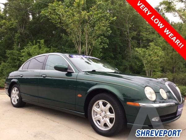2003 Jaguar S-Type V8